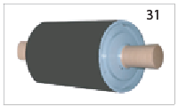 31. Take-up Pulley